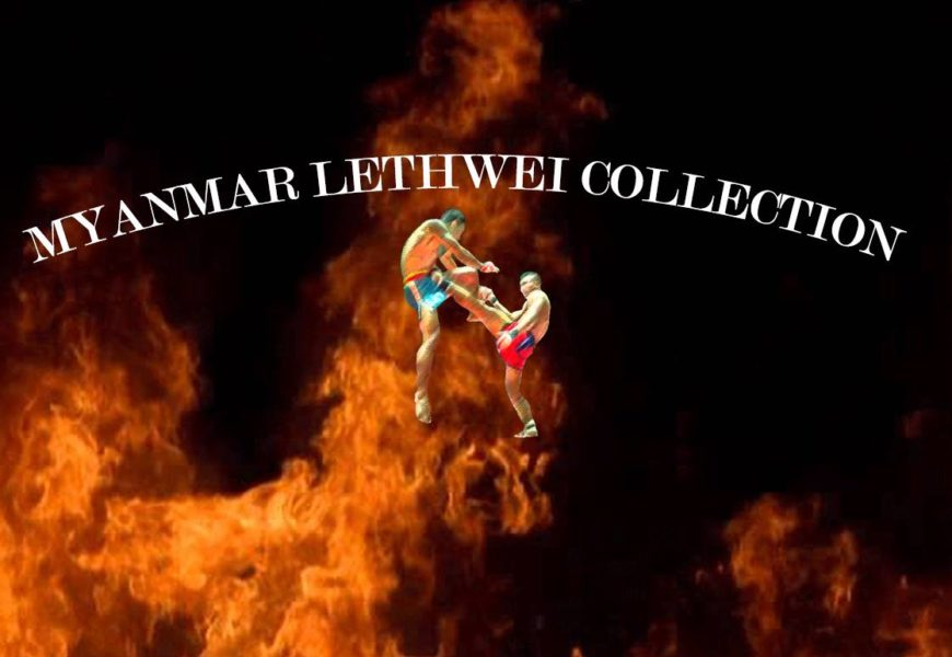 Myanmar Lethwei Collection အကြောင်း